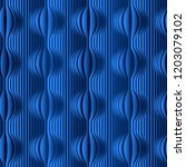 vector seamless blue gradient ... | Shutterstock .eps vector #1203079102