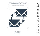email icon. high quality filled ...