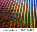 colorful on heat exchanger...   Shutterstock . vector #1203134902