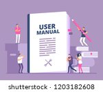User Manual Concept. People...