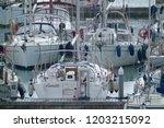 italy  sicily  mediterranean...   Shutterstock . vector #1203215092