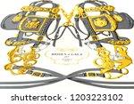 soest  the netherlands  october ... | Shutterstock . vector #1203223102