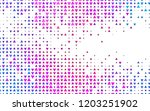 light multicolor  rainbow... | Shutterstock .eps vector #1203251902
