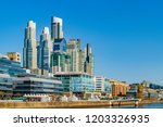 buenos aires  argentina ... | Shutterstock . vector #1203326935