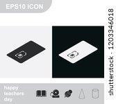 isometric sim card case flat...
