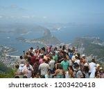 rio de janeiro  brazil   march...   Shutterstock . vector #1203420418