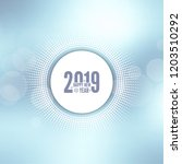 abstract blurred vector...   Shutterstock .eps vector #1203510292