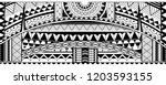 tribal sleeve design. maori...