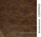 closeup detail on old brown... | Shutterstock . vector #120359425