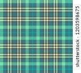 seamless tartan vector pattern   Shutterstock .eps vector #1203598675