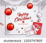 beautiful bright background... | Shutterstock .eps vector #1203747805