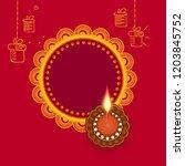 vector illustration of... | Shutterstock .eps vector #1203845752