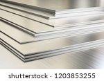 Steel Sheets In Warehouse ...