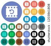 undo movie changes multi...   Shutterstock .eps vector #1203861808
