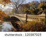 The Bow Bridge  Is A Cast Iron...