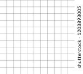 grid on a white background ... | Shutterstock .eps vector #1203893005