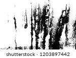 vector grunge texture. abstract ... | Shutterstock .eps vector #1203897442