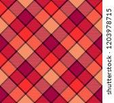 seamless tartan vector pattern   Shutterstock .eps vector #1203978715