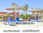 hurghada  egypt  may   16th ... | Shutterstock . vector #1203983242