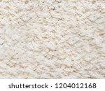 bumpy cement wall.the concrete...   Shutterstock . vector #1204012168