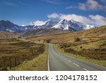 snowdonia national park  | Shutterstock . vector #1204178152