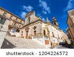 caltagirone  italy   september... | Shutterstock . vector #1204226572