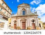 caltagirone  italy   september... | Shutterstock . vector #1204226575