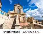 caltagirone  italy   september... | Shutterstock . vector #1204226578
