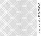 art deco seamless background. | Shutterstock .eps vector #1204298365