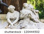 gustavo adolfo becquer monument ... | Shutterstock . vector #120444502