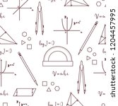 mathematical scientific vector...   Shutterstock .eps vector #1204457995