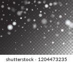 vector storm trail winter...   Shutterstock .eps vector #1204473235