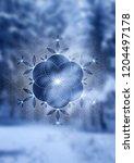 vector festive template ... | Shutterstock .eps vector #1204497178