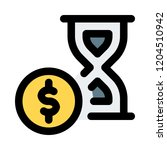 time is money | Shutterstock .eps vector #1204510942