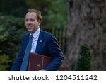london octoer 16th 2018  matt...   Shutterstock . vector #1204511242