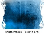 floral style textures and... | Shutterstock . vector #12045175