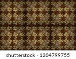 stylish graphic pattern.... | Shutterstock . vector #1204799755