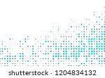 light blue vector texture in...   Shutterstock .eps vector #1204834132
