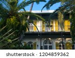 Small photo of The Ernest Hemingway House was the residence of author Ernest Hemingway in Key West, Florida, United States.