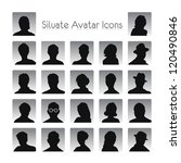 avatar,black,communication,contact,contact icon,detailed,face,front,glasses,group,hair,hat,head,human,icon