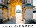 paris  france   september 01 ... | Shutterstock . vector #1204925638