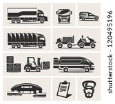 warehouse | Shutterstock .eps vector #120495196
