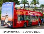 nice  france   september 15 ... | Shutterstock . vector #1204991038