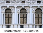 Windows Of National Library Of...