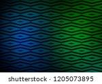 dark blue  green vector texture ...   Shutterstock .eps vector #1205073895