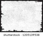 grunge distress background...   Shutterstock .eps vector #1205139538