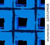 kilt texture. seamless grunge... | Shutterstock .eps vector #1205139838