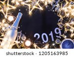 christmas holiday background | Shutterstock . vector #1205163985