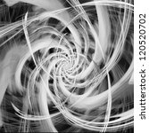 spiral radial rays.  abstract... | Shutterstock . vector #120520702