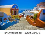 typical and amazing colorful... | Shutterstock . vector #120528478